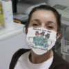 Nurses Are Our Super Heroes Cloth Face Mask
