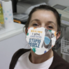 Pit Bull - Walk Away I Have Anger Issues Cloth Face Mask