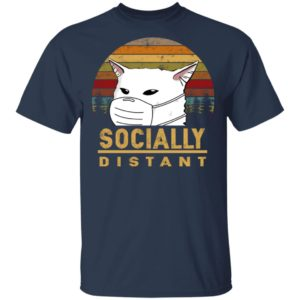 Yelling Cat – Socially Distant Shirt