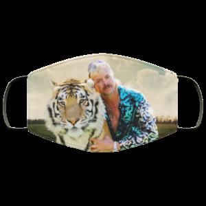Joe Exotic Tiger King Face Mask