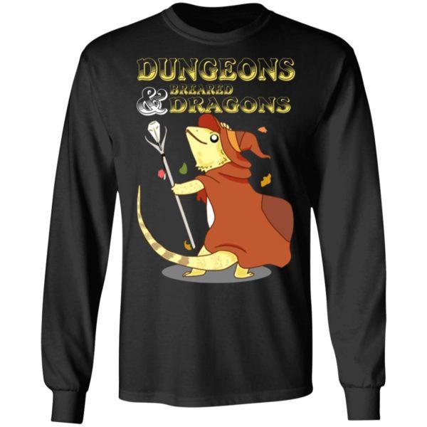 Dungeons & Bearded Dragons Shirt