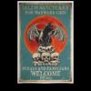 Salem Sanctuary For Wayward Cats Poster