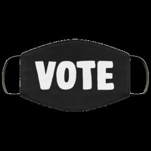 Vote Face Mask
