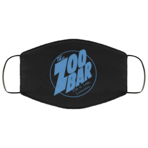 The Zoo Bar 136 N 14th Lincoln Face Mask