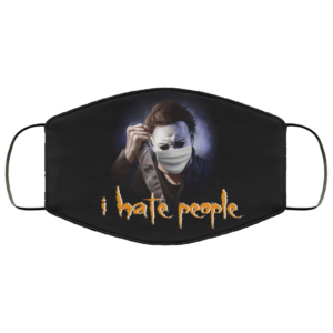 Michael Myers – I Hate People Face Mask