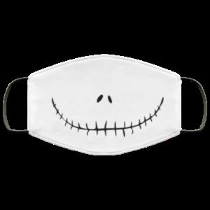 Nightmare Before Christmas – Jack Skellington Face Mask