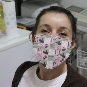 USMC Mom Cloth Face Mask