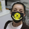Zodiac - Leo #Quarantined 2020 Cloth Face Mask