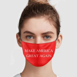 MAGA – Make America Great Again Face Mask
