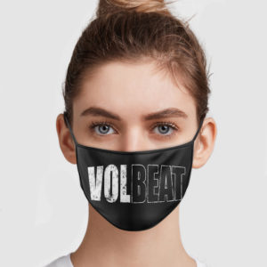 Volbeat Face Mask