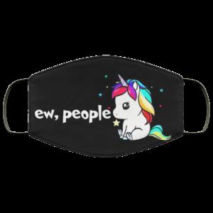 Baby Unicorn – Ew People Face Mask