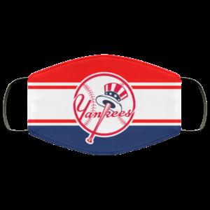 New York Yankees Face Mask