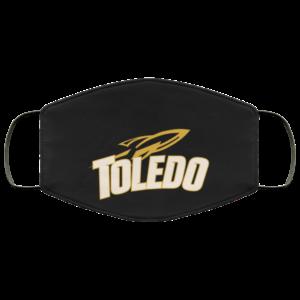 Toledo Rocket Face Mask