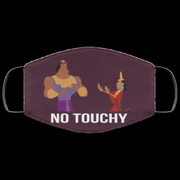 Emperor Kuzco – No Touchy Face Mask
