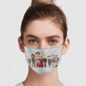 The Princess Bride Face Mask