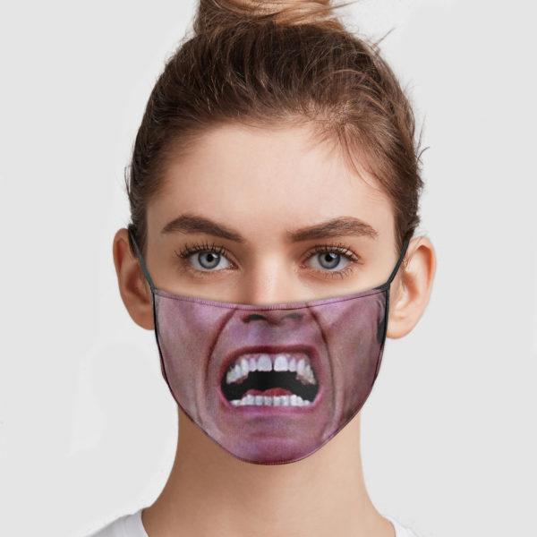 Arnold Schwarzenegger – Total Recall Face Mask
