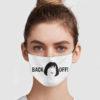 Back Off Face Mask