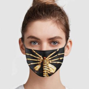 Facehugger Face Mask