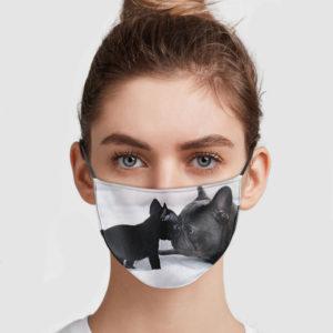French Bulldog Face Mask
