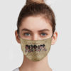 God Says You Are Face Mask
