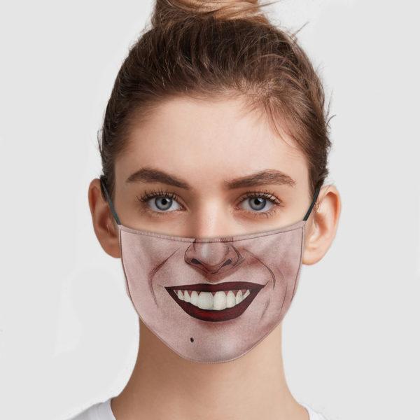 Hocus Pocus Sarah Sanderson Face Mask