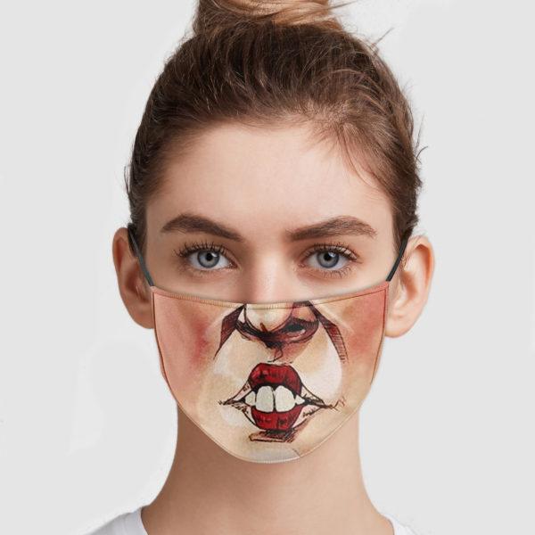 Hocus Pocus Winifred Sanderson Face Mask