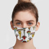 Mushroom Body Face Mask