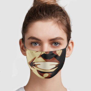 My Hero Academia Eat This Face Mask
