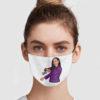 Sarah Cooper Face Mask