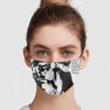 Sonic Youth Face Mask