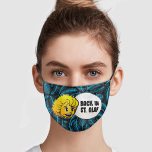 The Golden Girls – Shady Pines Ma Face Mask