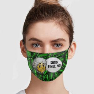 The Golden Girls – Rose Nylund Back In St Olaf Face Mask