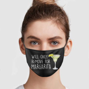 Will Remove For Margarita Face Mask