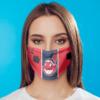 Cleveland Indians 2020 Face Mask