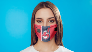 Cleveland Indians 2020 Face Mask