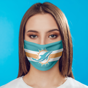 Miami Dolphins Matchday Face Mask