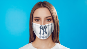 New York Yankees Cloth Face Mask