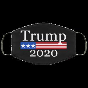 Trump 2020 Face Mask