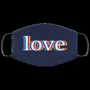 Love Face Mask