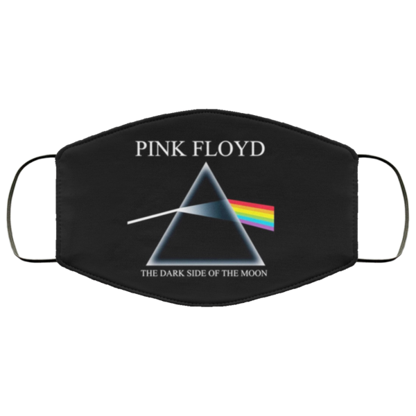 Pink Floyd – Dark Side Of The Moon Cloth Face Mask