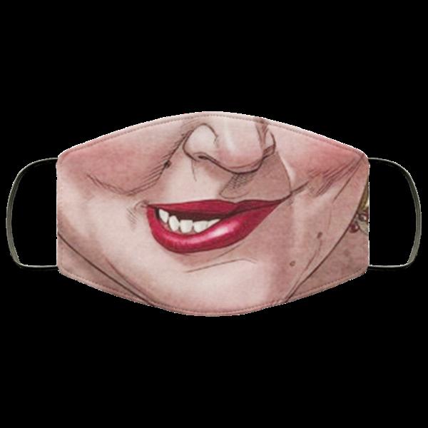 Hocus Pocus Mary Sanderson Face Mask