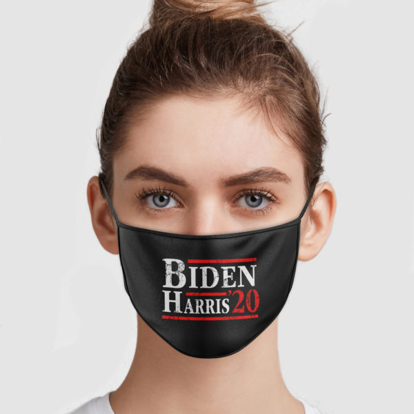 Biden Harris 2020 Face Mask