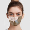 Don't Let The Pigeon Spread Germs – I Do Not Face Mask