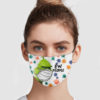 Grinch Ew People Cloth Face Mask