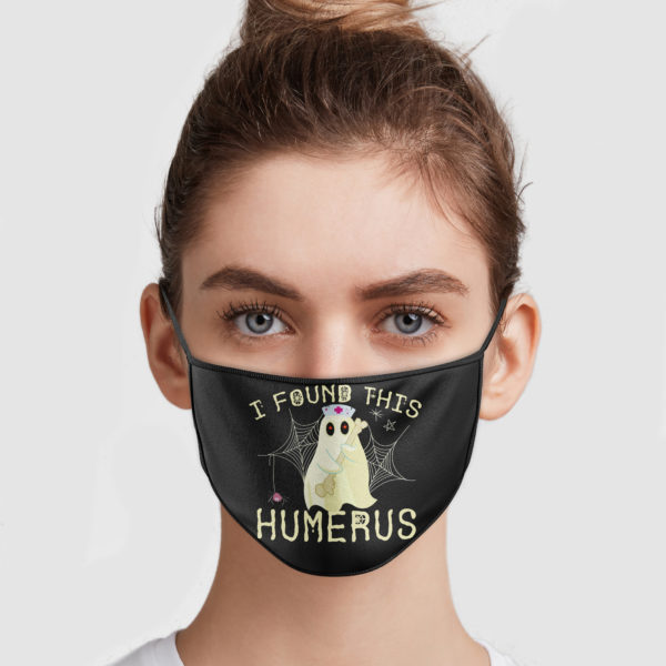 I Found This Humerus Face Mask