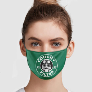 Starbucks – Coughy Filter Cloth Face Mask