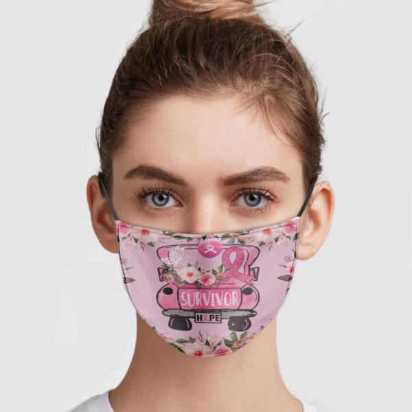 Survivor Hope Face Mask