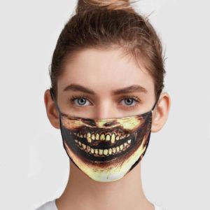 The Fiend – Bray Wyatt Face Mask