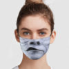 Twilight Zone – The Eye of the Beholder Face Mask