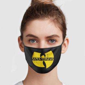 Wu-tang Face Mask